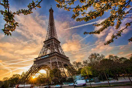 Short Breaks - One or Two night Paris stay with b'fast, Eurostar, a River Seine cruise and entrance to Montparnasse Tower  - Save 26%