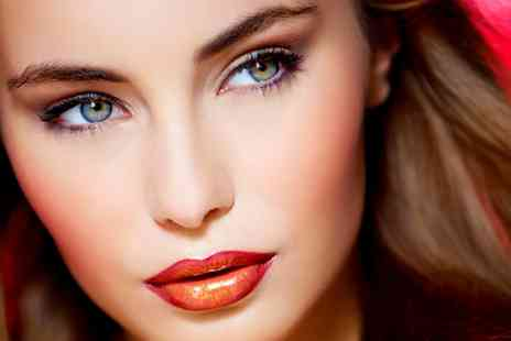 The Beauty Bar - Choice of Semi Permanent Make Up Service  - Save 70%