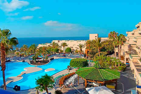 Be Live Family Lanzarote Resort - Ten nights stay in a Sea View Room with Balcony - Save 66%