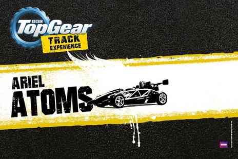 Top Gear Track Experience  - BBC Top Gear Ariel Atom track experience including a hot lap   - Save 24%