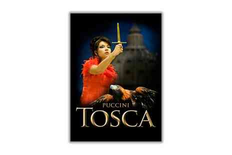 St Davids Hall - Ticket to Puccinis Tosca on 30 March  - Save 33%