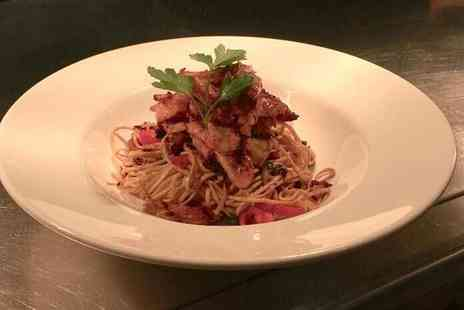 Grand Central Hotel - Noodles for Two or Four from the  Noodle Lunch Specials Menu - Save 50%
