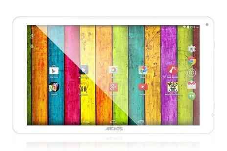 Cheapest Electrical - Refurbished Archos 90b Neon 9 Inch Tablet 8GB Android 4.4 WiFi White With Free Delivery - Save 0%