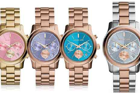I Love watches - Michael Kors Ladies Watches in Choice of Style With Free Delivery - Save 35%