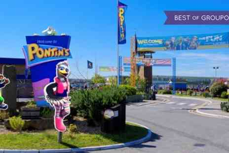 Pontins - Seven Nights Self Catering Summer Stay For Up to 4 With Activities and Live Entertainment - Save 5%