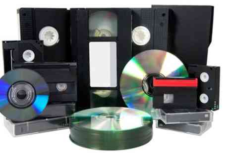 I.T. Media Services - Up to 10 Transfers of Video and Camcorder Tapes to DVD - Save 50%