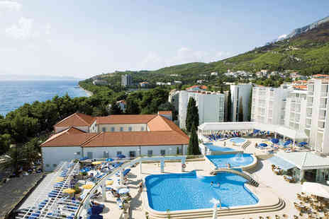 Bluesun Hotel Alga - Ten nights Stay in a Double Room Balcony - Save 44%