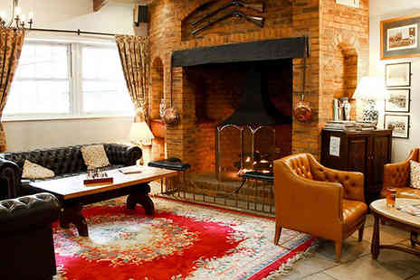 The Fox & Hounds Country Hotel -  Two or Three Night Country Stay For Two - Save 0%