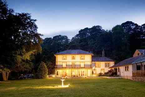 Lovelady Shield Country House Hotel - Six Course Dinner for Two  - Save 42%