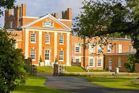 De Vere Venues Warbrook House - One Night Stay or Two With Breakfast With Option For Dinner And Wine  - Save 0%