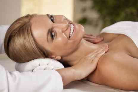 Skindeep Laser and Beauty - Back, Neck and Shoulder Massage and Guinot Facial - Save 71%