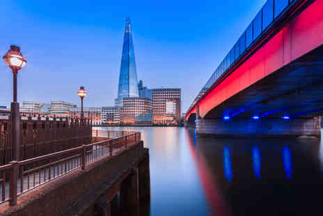 Go Native London Bridge - Three nights Stay in an Open Plan One Bedroom Apartment - Save 63%