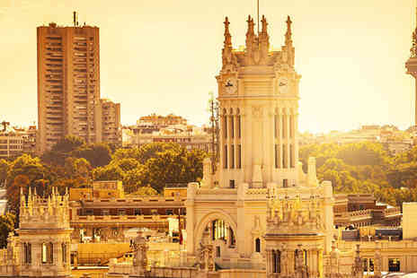 Hotel Wellington  - Prestige and beauty in the heart of Madrids golden triangle  - Save 45%