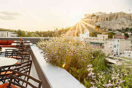 AthensWas - A modern hotel in an ancient world  - Save 31%