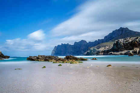 Hotel Cala Sant Vicenc - Seven nights Stay in a Junior Suite - Save 34%