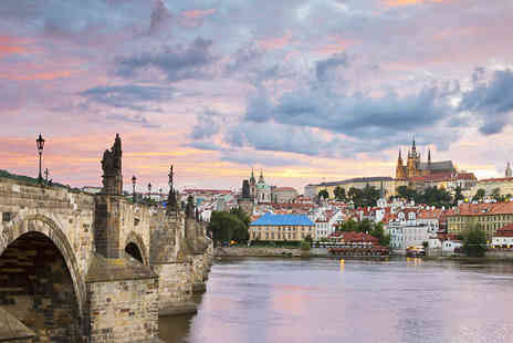 Barcelo Praha Five  - Sophistication and luxury in the City of a Thousand Spires - Save 54%