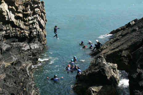 Coasteering NI - Coasteering for One - Save 0%