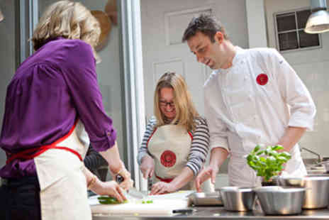 Latelier des Chefs - Two Hour Cooking Class with Wine for Two - Save 0%