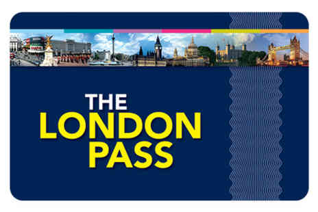 The London Pass - One Day London Sightseeing Pass for Two Adults - Save 0%
