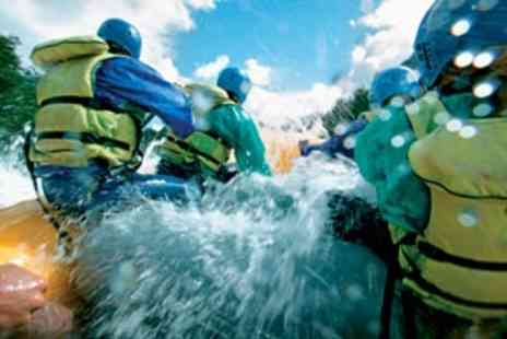 Splash White Water Rafting  - White Water Rafting for One - Save 0%