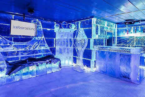 Great Late Holidays - Two to Three Night Hotel Stay With Ice Bar Entry and Flights - Save 0%