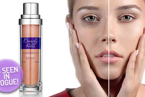 Look Good Feel Fabulous - Beverly Hills Instant Facelift And Eye Tuck Formula - Save 81%