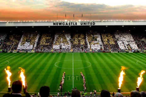 Newcastle Utd FC  - Premier Stadium Tour and Lunch Experience For Two  - Save 0%