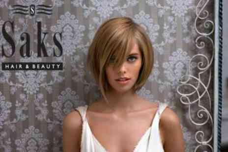 Saks Hair and Beauty Ripon - Cut and Finish  - Save 0%