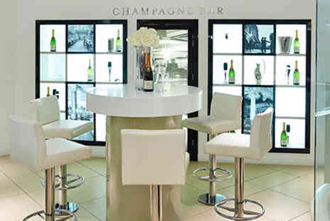 Harrods - Harrods Champagne Bar Experience for Two - Save 0%