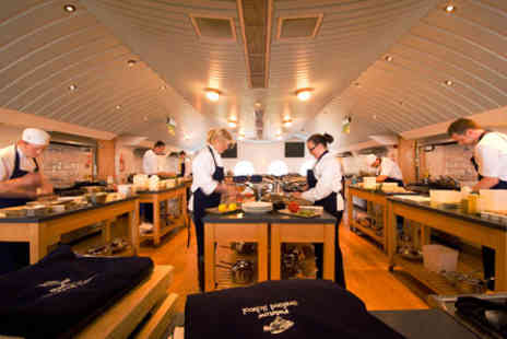 Rick Steins Padstow Seafood School - One Day Cookery Course   - Save 0%