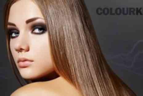 Colour Keys - Brazilian Blow Out Hair Smoothing Treatment With Cut and Finish - Save 60%
