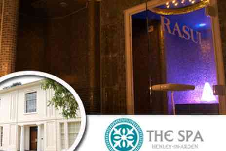 The Spa at Henley-In-Arden - £35 Spa Day For Two with Rasul  - Save 65%