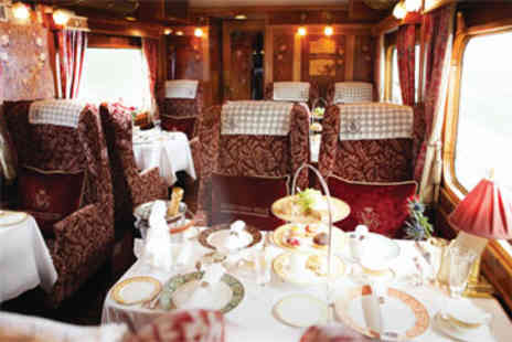 Northern Belle - Fine Dining for Two  - Save 0%