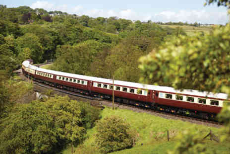 The British Pullman - Discover Folkestone Excursion for Two - Save 0%