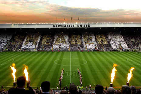 Newcastle United Football Club - Newcastle United Family Stadium Tour - Save 0%