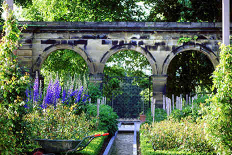 The Alnwick Garden - The Alnwick Garden Membership with Afternoon Tea for Two - Save 0%