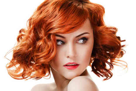 Hair Group Salon - Hair Cut and Finish  - Save 0%
