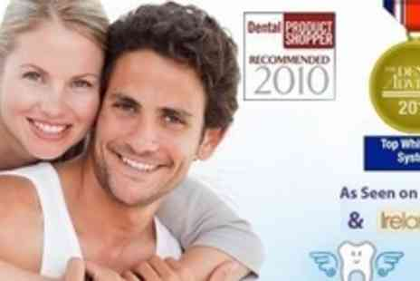 The White House - Laser Teeth Whitening - Save 54%