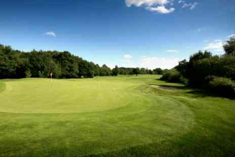 Marriott Hotel Course - Lesson or 18 Hole Round of Golf  - Save 0%