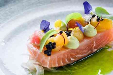 Lortolan -  Michelin Starred Tasting Menu Dinner for Two - Save 23%