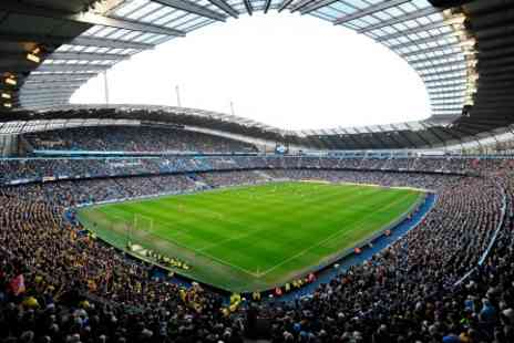 Manchester City Football Club - Manchester City Football Stadium Legends Tour and Lunch - Save 0%
