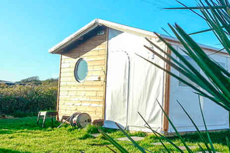 The Gower Hotel - Timber Tent Summer Weekend Retreat on the Gower Coast - Save 0%