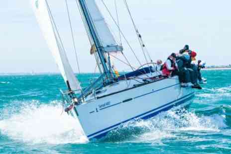 Cowes Week - Champagne Sailing Day   - Save 0%