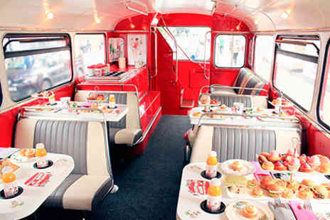 BB Bakery - BB Bakery Vintage Afternoon Tea Bus Tour for Two - Save 0%