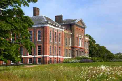 Kensington Palace - Visit to Kensington Palace with Champagne Afternoon Tea for Two - Save 0%