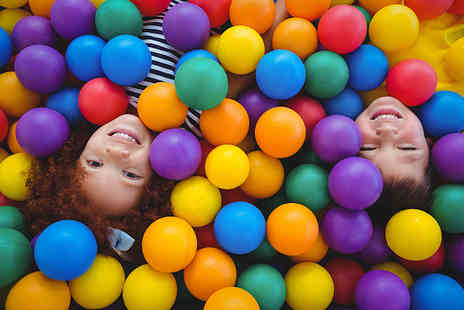 Playland - Two hour entry to Soft Play for two children   - Save 50%