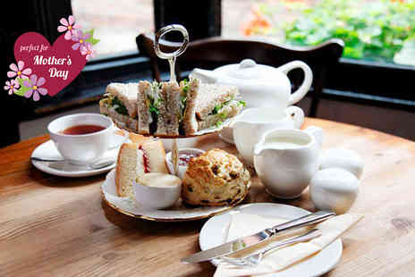 The Victorian Restaurant - Traditional afternoon tea for two   - Save 51%