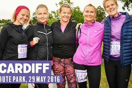 Womens Running - Womens Running 10K Race Entry at a Choice of Locations on 29 May to 2 October  - Save 25%