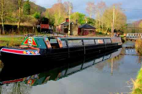 Birdswood Canal Boat - Two Hour Canal Trip For Two or a Family of Four - Save 25%