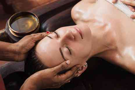 Laylas Beauty Hub - Indian Head Massage, Back, Neck and Shoulder Massage or Both with Optional Facial - Save 40%